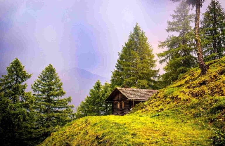 ¿Construir cabañas de madera en Costa Rica?