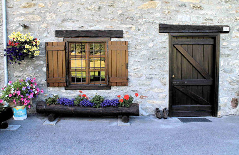 Consejos al construir ventanas de madera